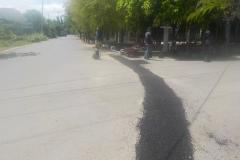 Patching Jalan Cot Mesjid 2