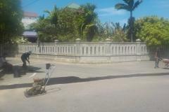 Patching Jalan Cot Mesjid 3